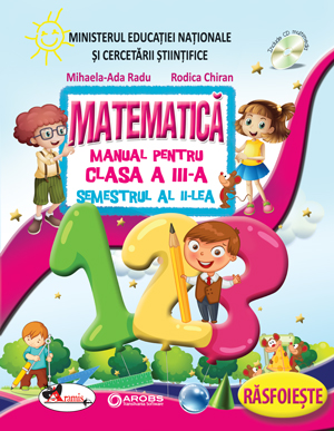 Matematica clasa a III-a sem 2