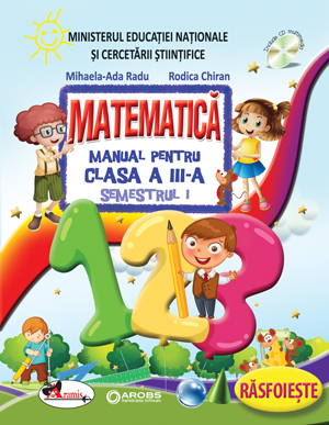 Matematica clasa a III-a, sem 1