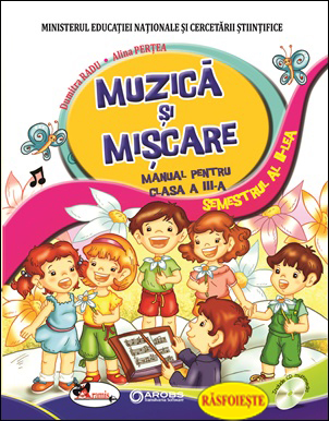 Muzica si miscare clasa a III-a semestrul 2
